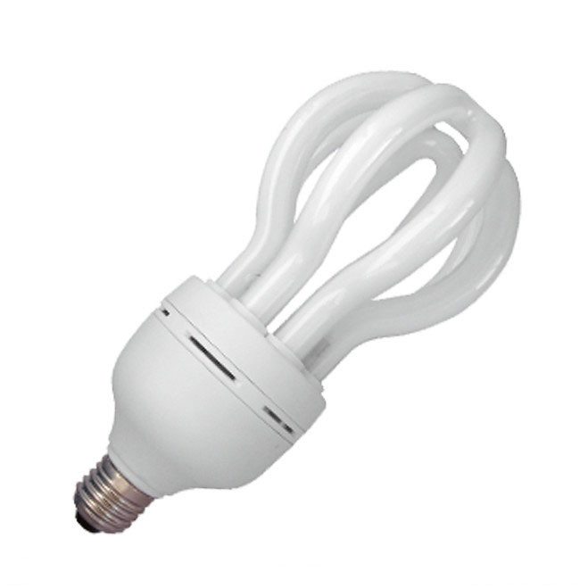 Energy Saver Bulb 85W Lotus with Ce Soncap Compact Fluorescent Light CFL