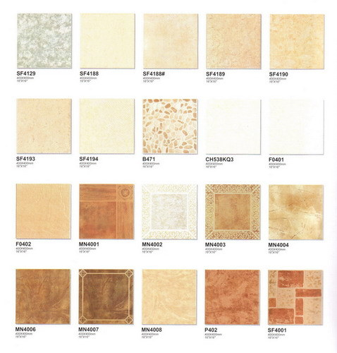 Different Types Of Bathroom Flooring: CERAMIC TILE FLOORING PATTERNS