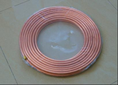 Straight Copper Pipe (1/2
