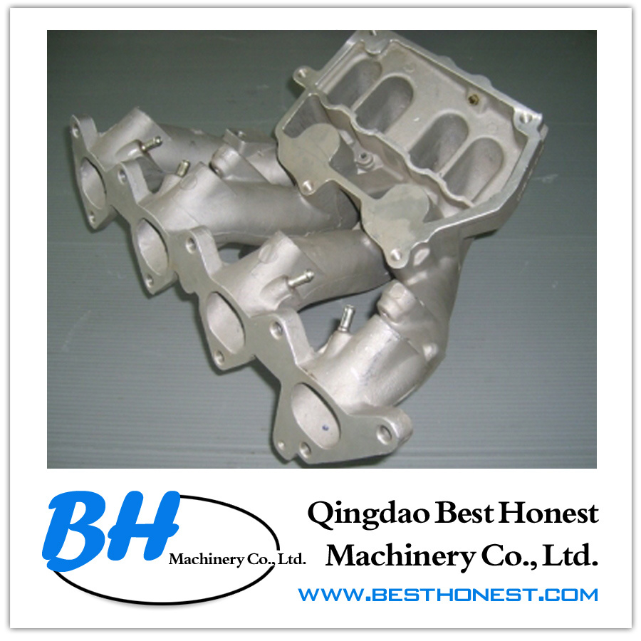 Exhaust Manifold (Intake Manifold / Aluminum Casting)