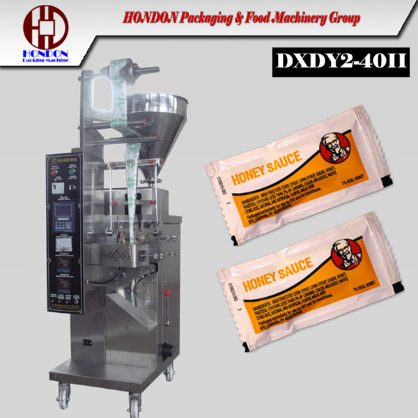 Dxdy2-40II Honey Filling and Packing Machine