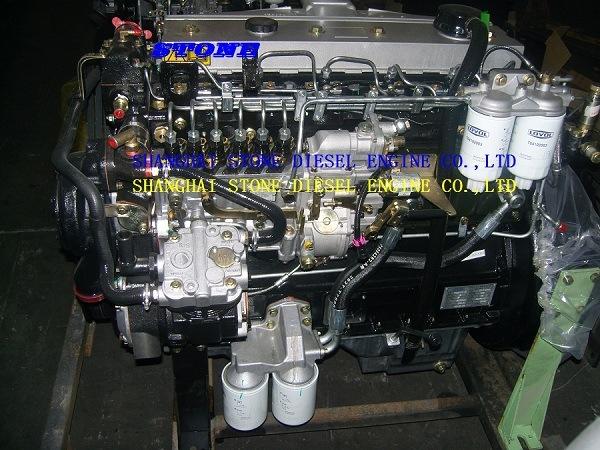 Phaser Series Diesel Engine
