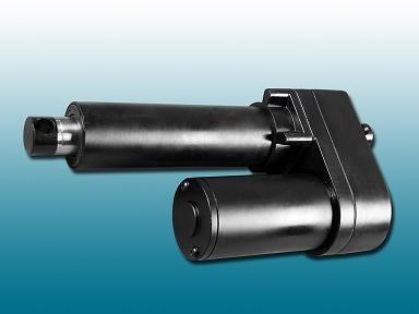 Heavy Duty Linear Actuator for Silo