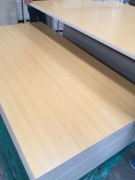Decoration Grade 18mm Melamine Plywood