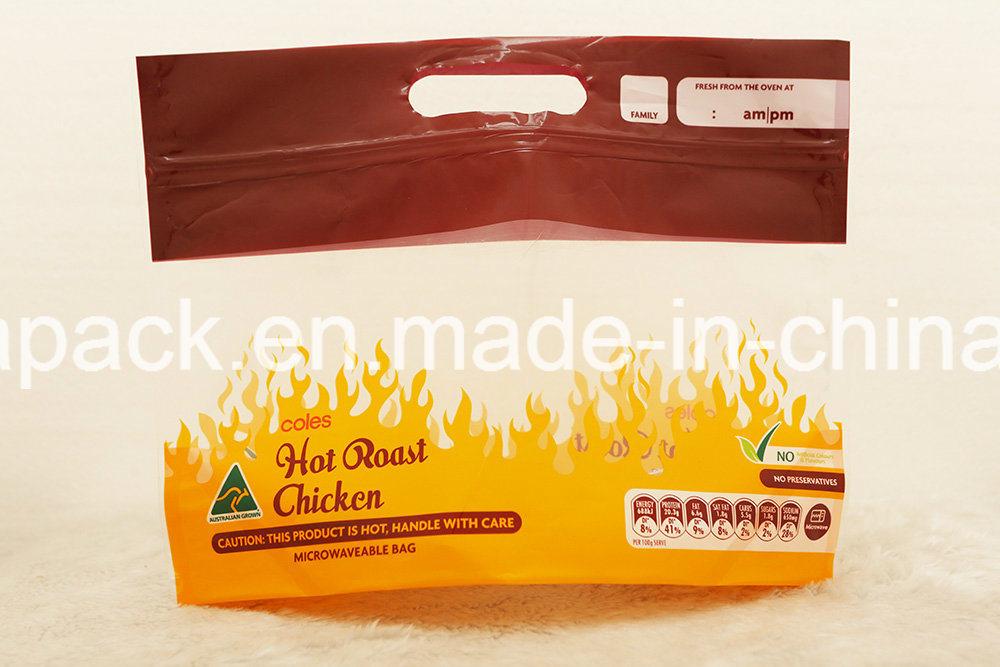 Microwave Bag for Hot Roast Pork