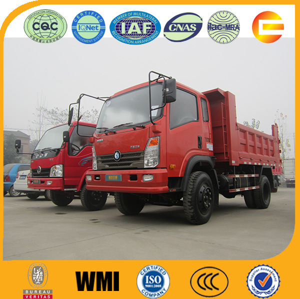 Sinotruk 4X2 Mini Light Dump Truck to Sale