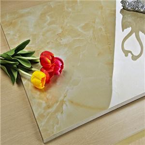 Full Polished Glazed Marble Porcelain Floor Tile for Home Decoration (800*800mm)