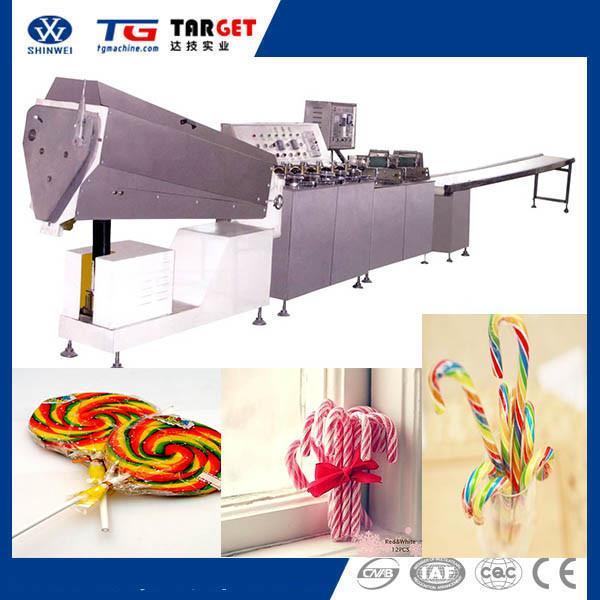 Automatic Stick Lollipop Making Machine (STL300)