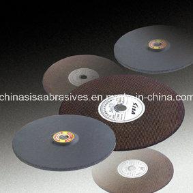 Sisa Fibre Reinforced Cutting Wheel