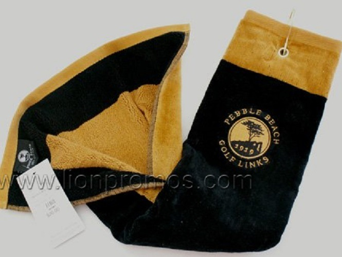 Golf Game Promotional Gift Golf Towel