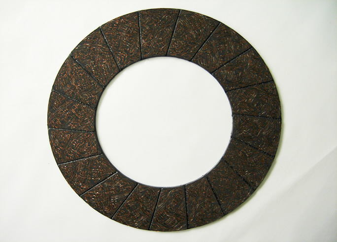 Friction Disc for Truck (XSFD003)