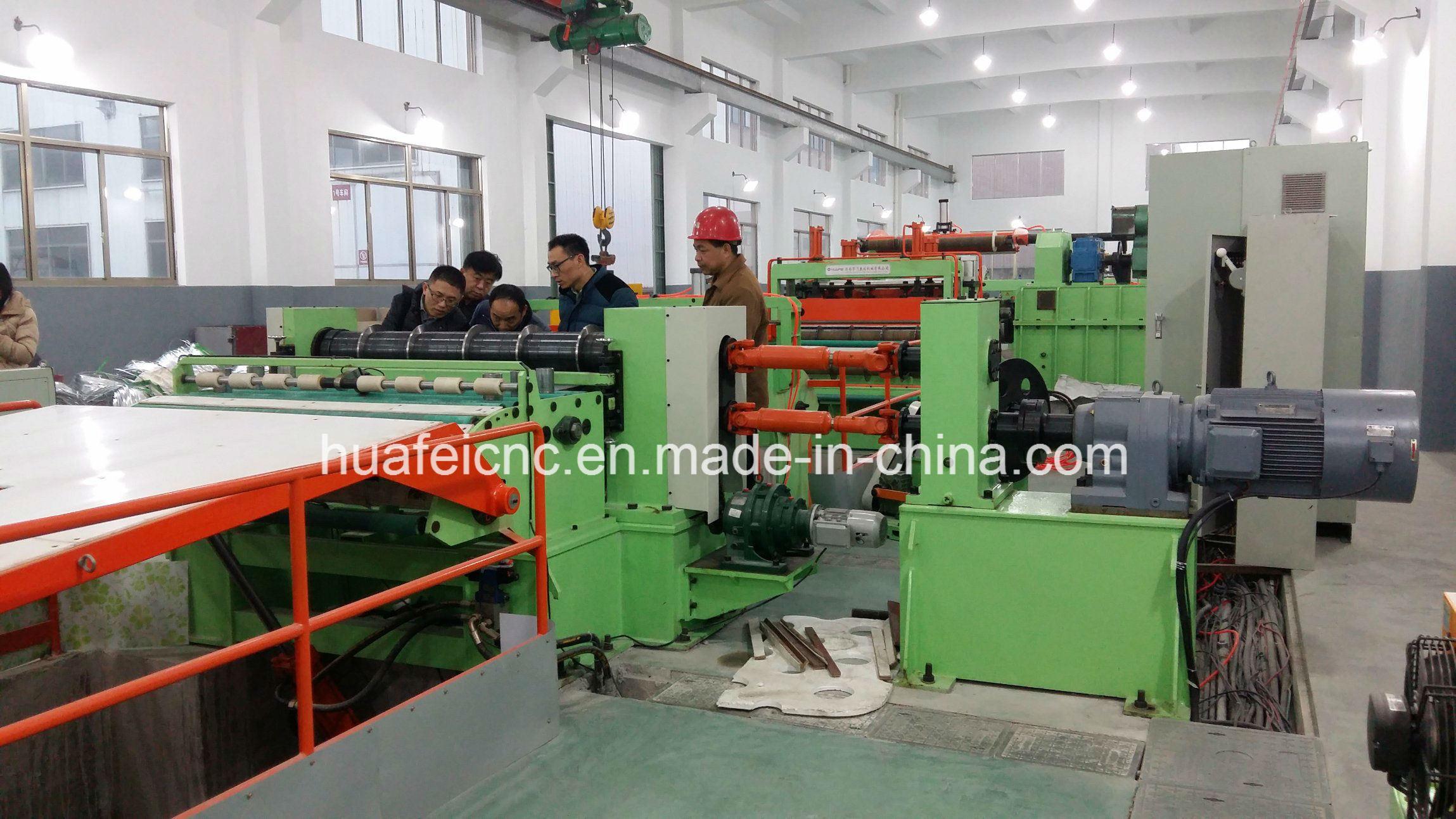 Jinan Huafei Cut to Length Production Line