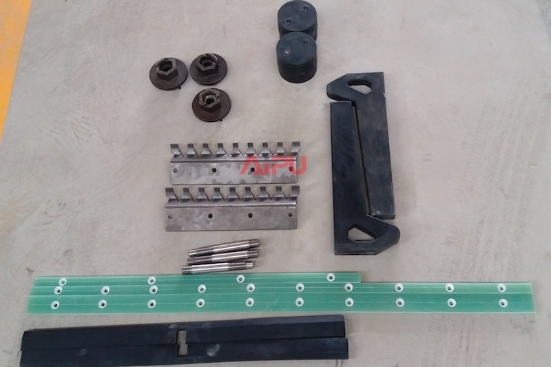 Oilfield Solids Control Equipment Parts for Sale