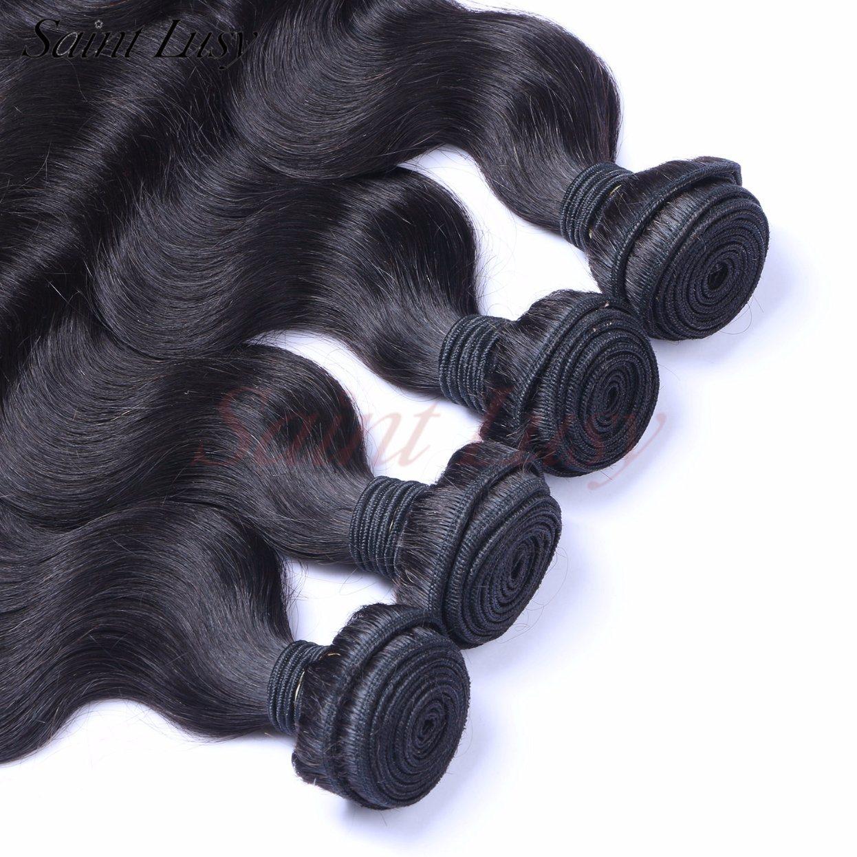 Wholesale Weaving Remy Hair Unprocessed Virgin Brazilian Human Hair (SL-HE7A001)