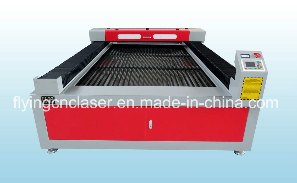 Hot-Sale CNC Laser Wood Metal Steel Cutting Machine Flc1325B