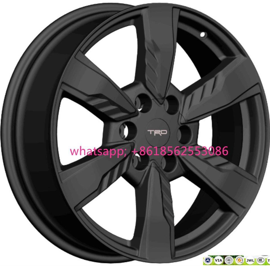 SUV 20inch-22inch Replica Trd Alloy Wheel Rims for Toyota