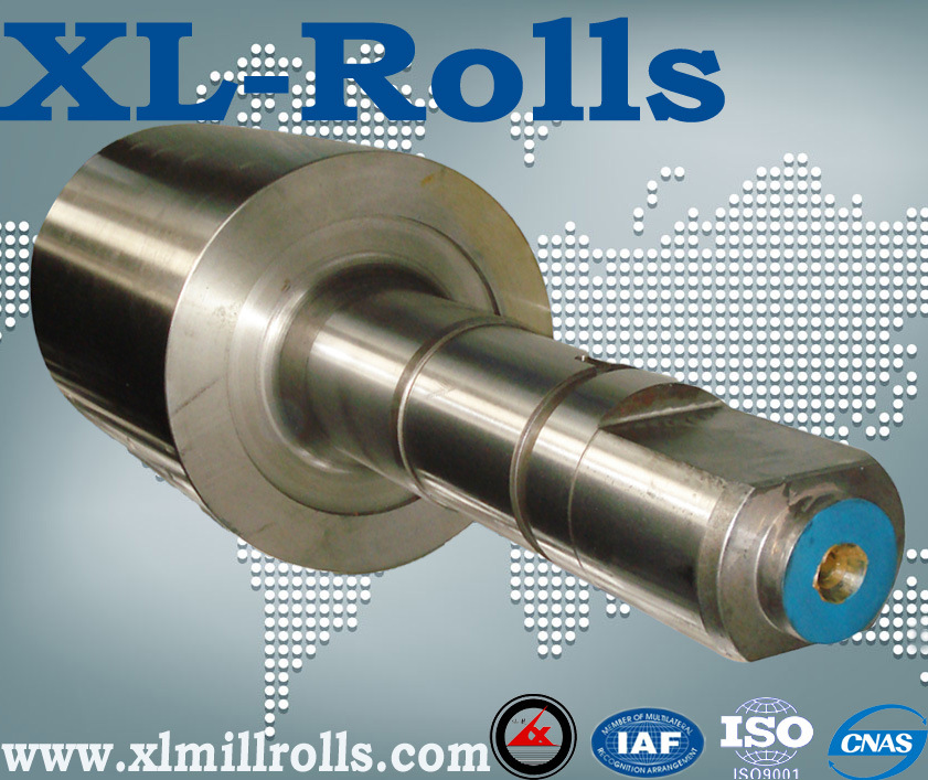 Indefinite Chilled Cast Iron Rolls (ICDP) Mill Roll