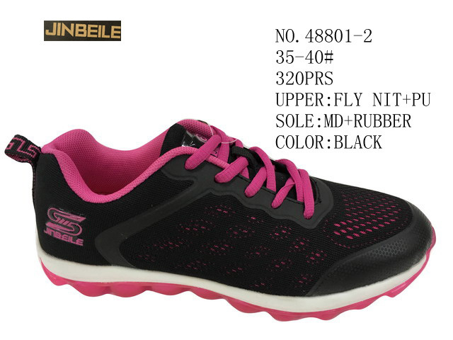 No. 48801 Flyknit Women Sport Stock Shoes