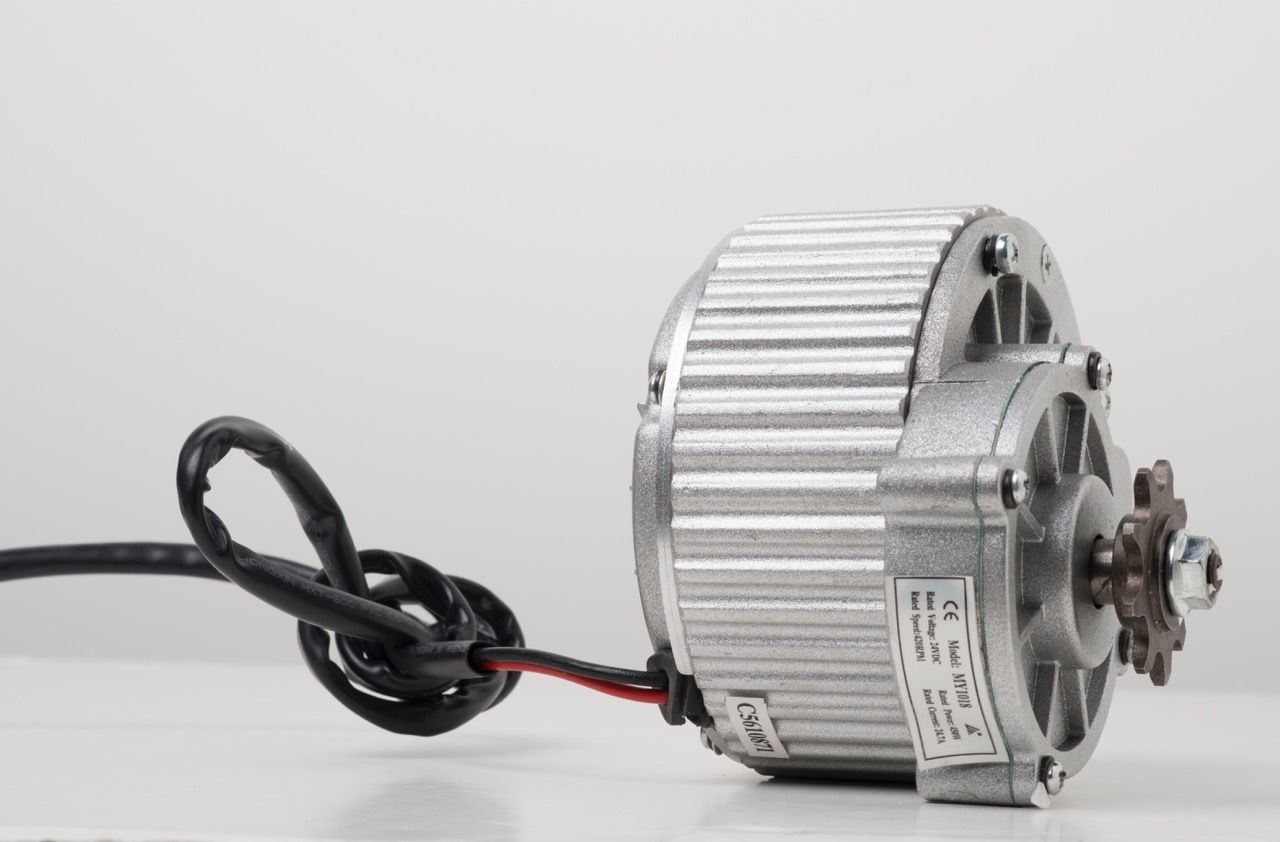 China 450w 24v Electric Brush Motor Conversion Kit Bicycle
