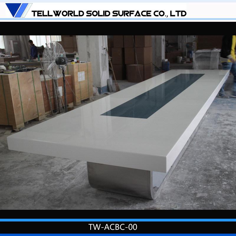 150 kinds white corian marble google office desk modern for Google table design