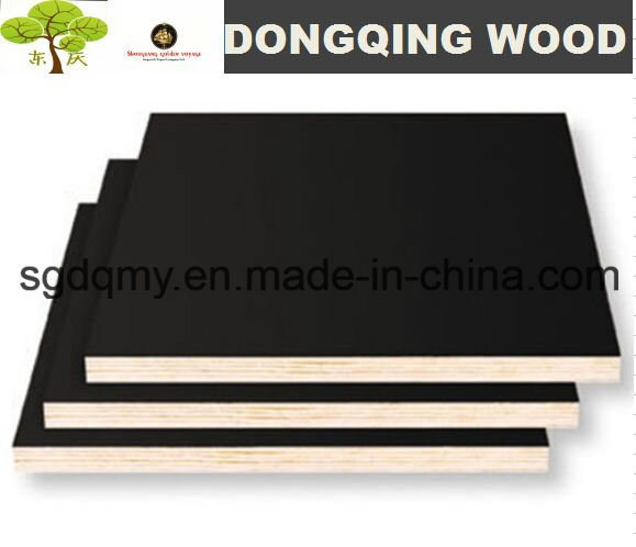 Hardwood Core Best Price 18mm Film Faced Plywood for Constrcution