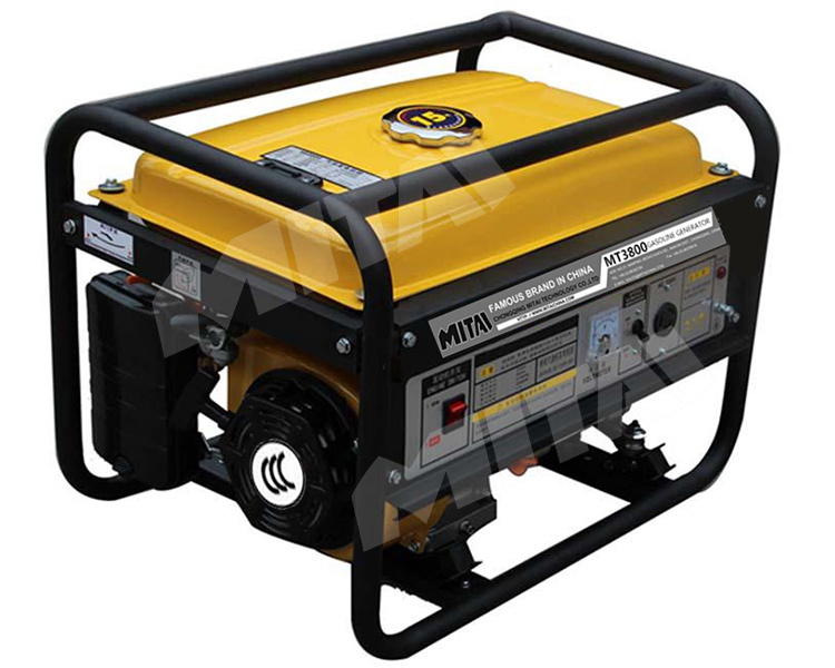 Easy Starting Cam Professional Gasoline Generator