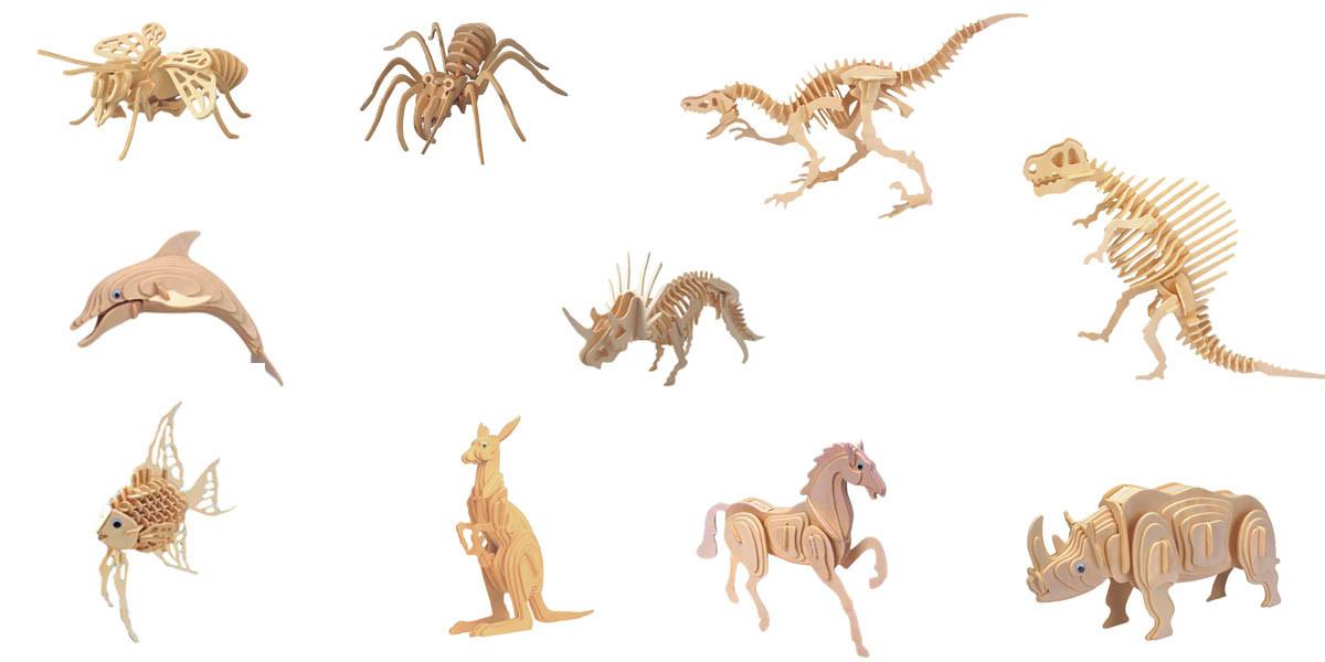 China DIY Wooden Toys (MX001) - China Diy Wooden Toys, Diy Animal Toy