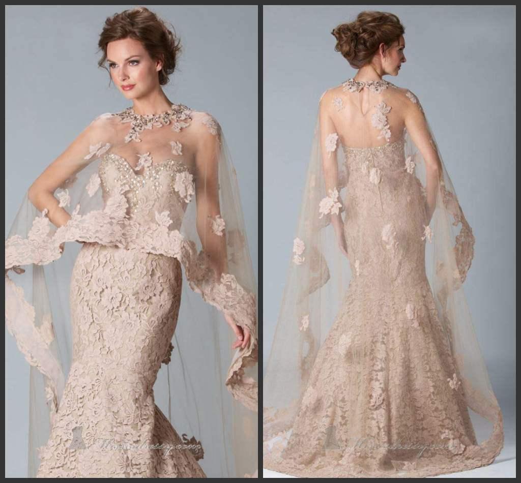 Lace prom dresses 2014