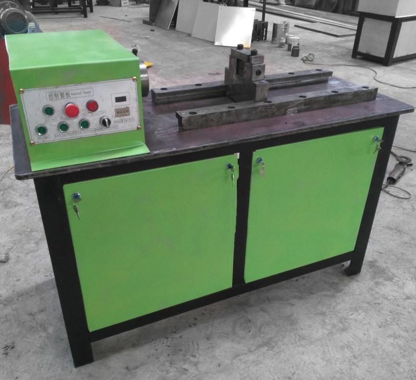 Wrought Iron Thread Twisting Machine for Ornamental Iron Work