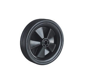8 Inch Solid Rubber Wheels Tires for Air Compressor and Garden Wheelbarrows
