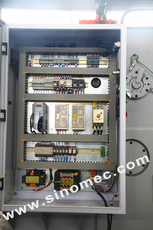 Cutting Machine Guillotine Shear Machine Hydraulic Shear Machine (QC11Y-8X4000)