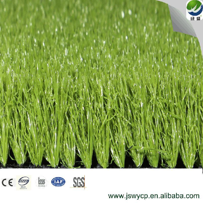 3 Colors PP+PE Artificial Grass Wy-3