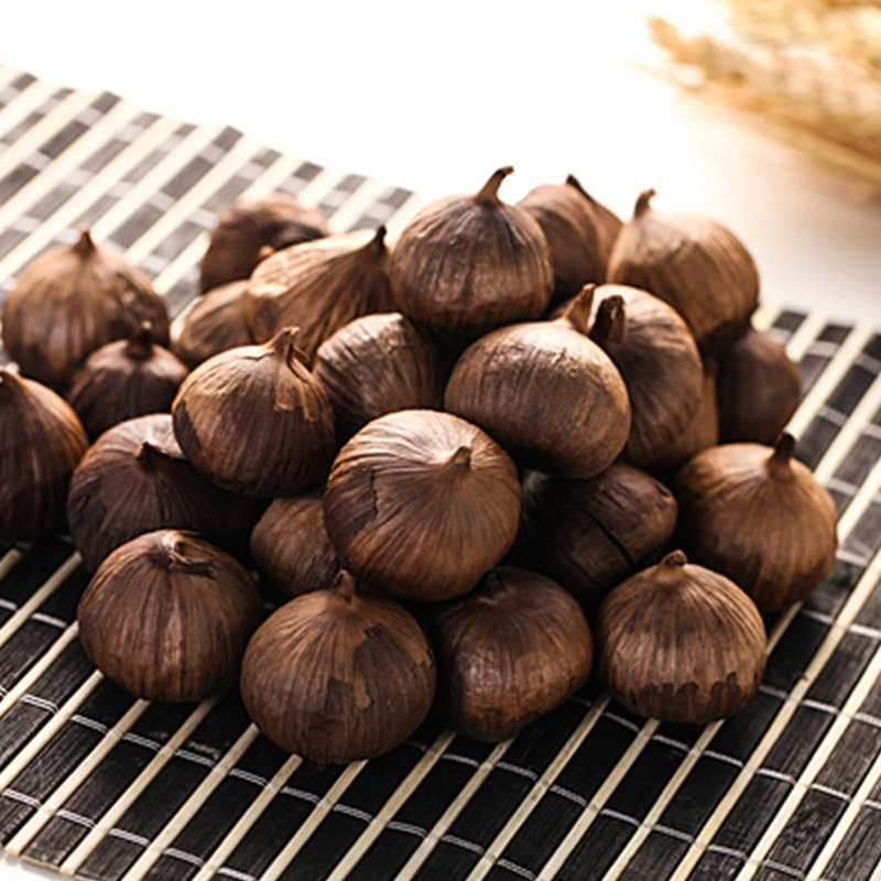 Good Taste Fermented Single Black Garlic (1bulb/bag)