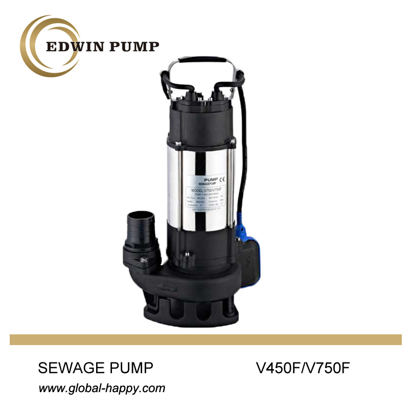 V1100f Sewage Submersible Water Pump