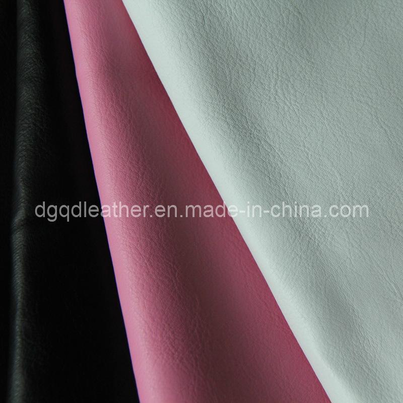 Best Selling Furniture Semi-PU Leather (QDL-FS048)
