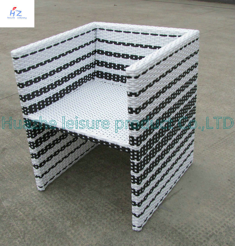 Two Color Rattan Outdoor Rattan Furniture Chair Table Home Garden Furniture Wicker Furniture Rattan Furniture