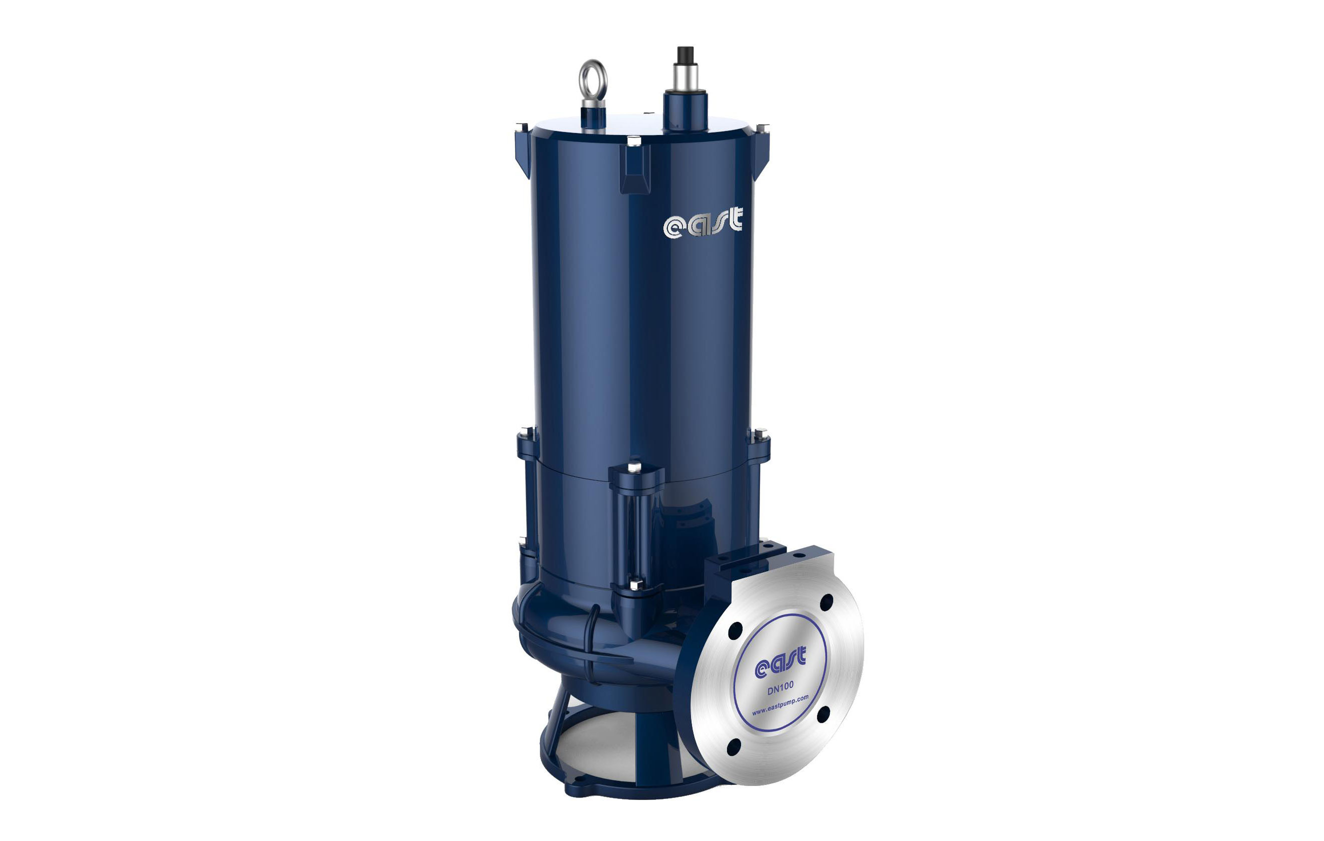 Vertical Submersible Axial Flow Pump