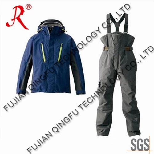 Fashion Tipe Waterproof Winter Fishing Clothing (QF-9040)