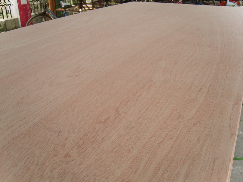 Commercial Wood Okoume Plywood 18mm
