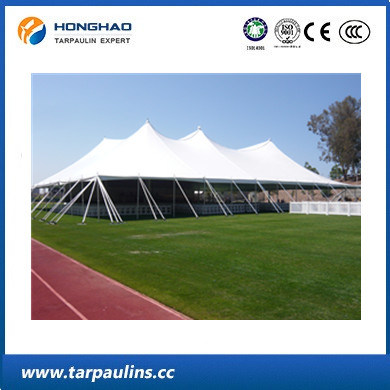Customized Aluminium Durable PVC Gazebo Pagoda Tent for Event
