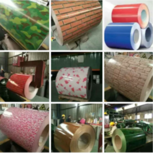 Factory Price Prime Quality Galvanized Steel Coil PPGL for Making Corrugated Roofing