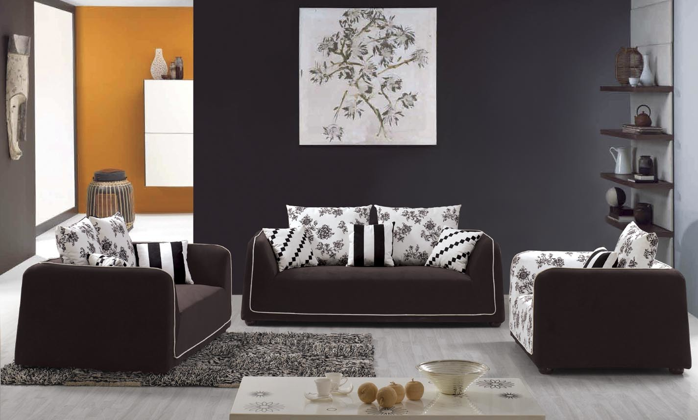 Living Room Sofa EP CA 8805 China Living Room Furniture Fabric Sofa