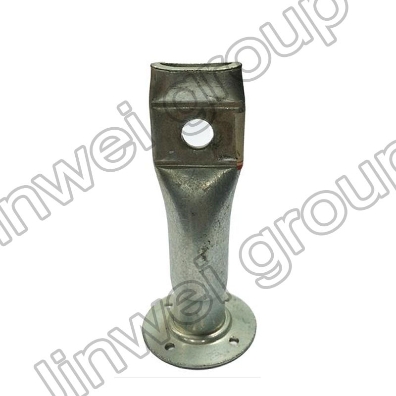 Nailing Plate Lifting Insert in Precasting Concrete Accessories (M24X120)