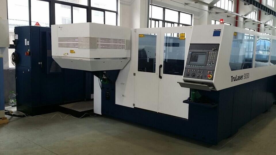 Laser Cutting Service (NLK-S-003)
