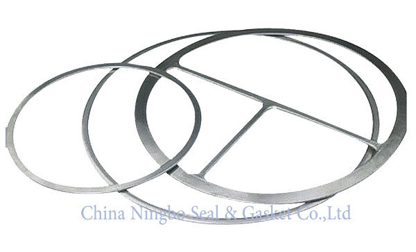 Metal Double Jacketed Gasket with Graphite or Asbestos