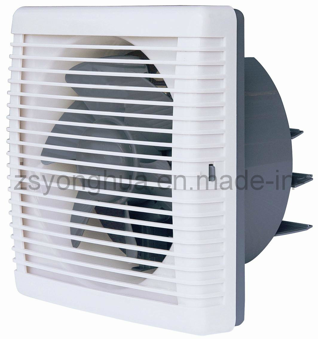 Exhaust Fan with Electric Shutter
