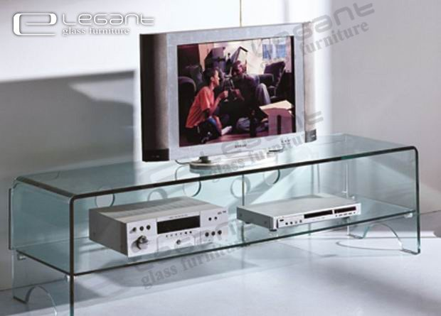 LCD TV Stand With DVD Shelf -T006