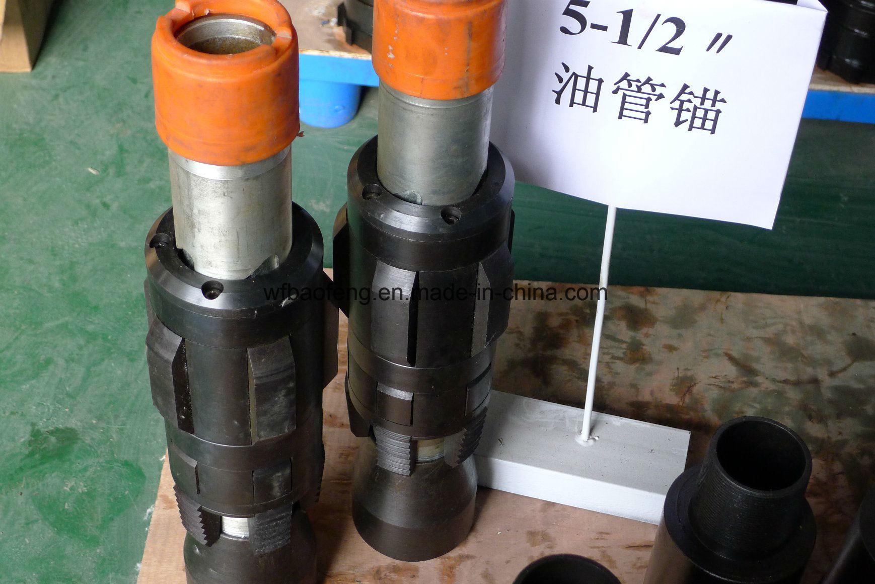 "Oillift 7"" Casing Coalbed Methane Screw Oil Pump Tubing Anchor"