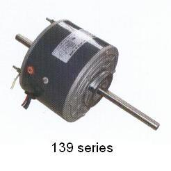 China Ysk Single Phase A C Fan Coil Motor 139 Series