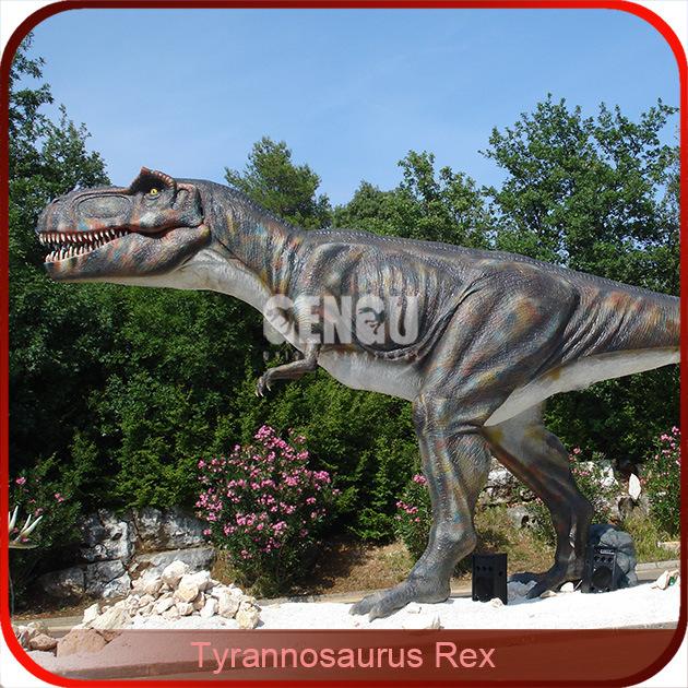 2015 Most Popular Adventurous Park Dinosaur